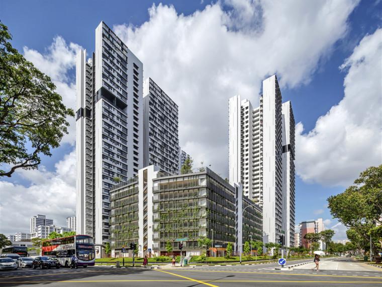 新加坡圣乔治大厦