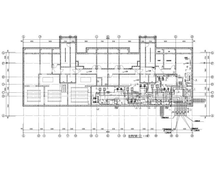 住宅及商业项目配套换热站工程热力系统设计
