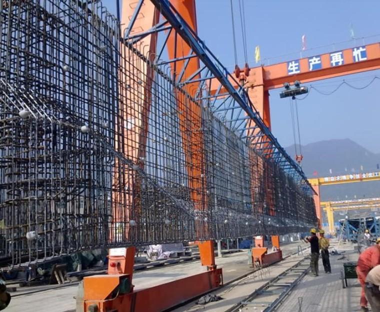 特大桥50米T梁预制架设专项施工方案