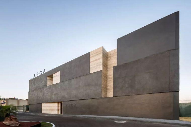 夯土的新诠释|生态建筑·3款