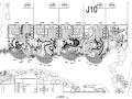 [北京]万城华府别墅庭院景观设计CAD施工图