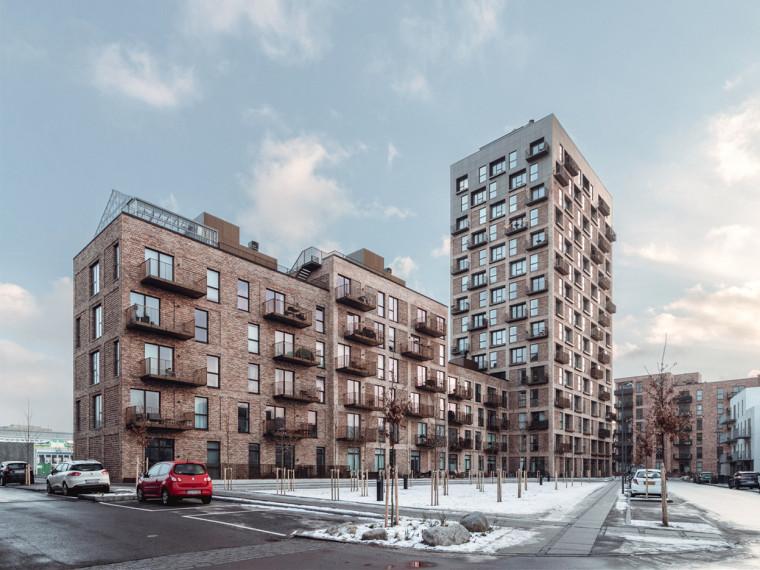 丹麦Amaryllis公寓综合体