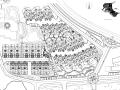 [江苏]南京香山美墅别墅区全套景观施工图