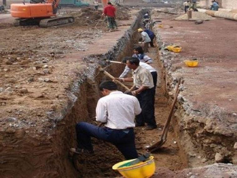地下连续墙施工过程(68页,图文丰富)