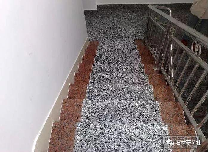 楼梯花岗岩铺贴施工方案