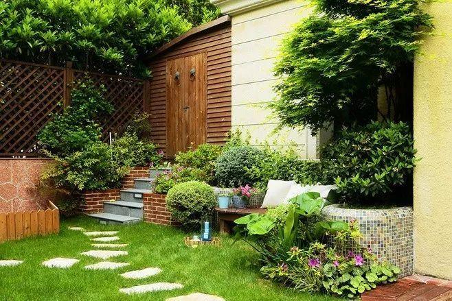 园艺,让庭院更美