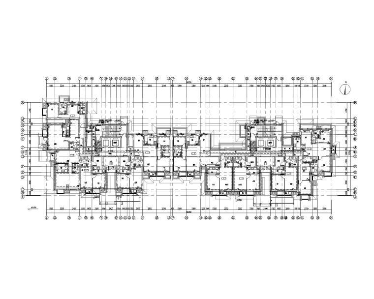 长城仪器厂二十八层住宅楼暖通设计施工图