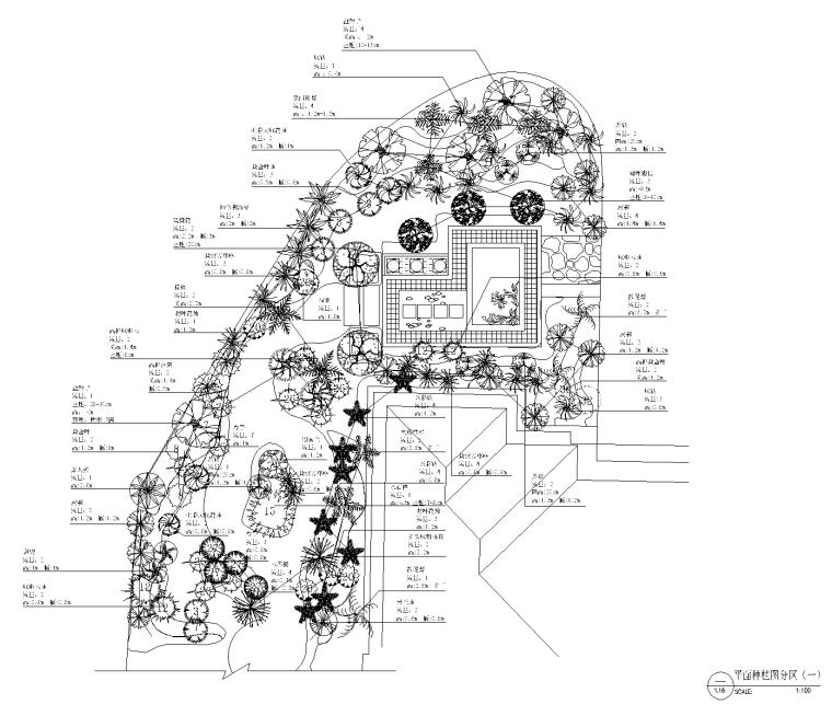 13 乔木种植图分区_看图王