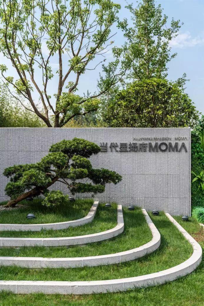 湖边的那片树林|石首显扬府MOMA展示区