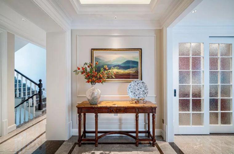 496m²现代美式别墅设计,打造富有质感充满_4