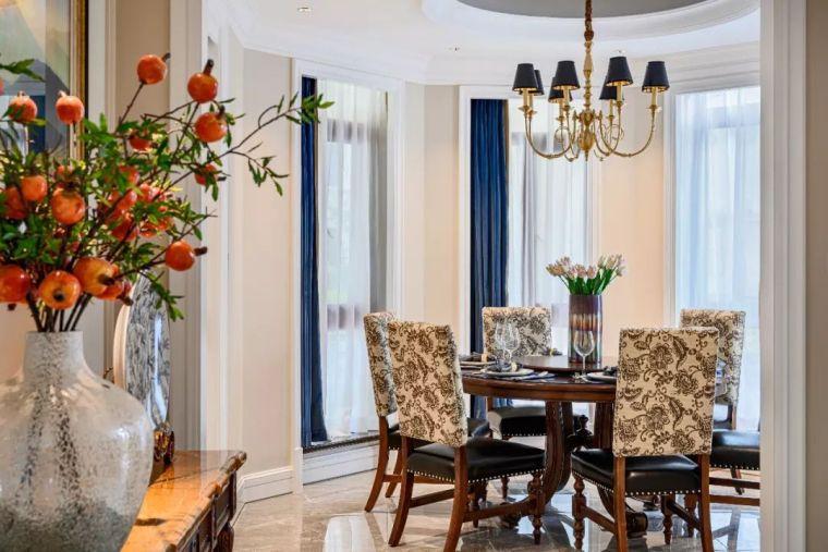 496m²现代美式别墅设计,打造富有质感充满_6
