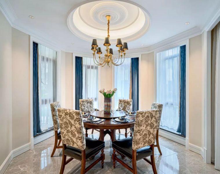 496m²现代美式别墅设计,打造富有质感充满_7