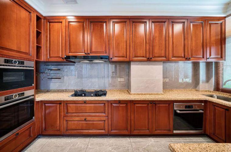 496m²现代美式别墅设计,打造富有质感充满_8