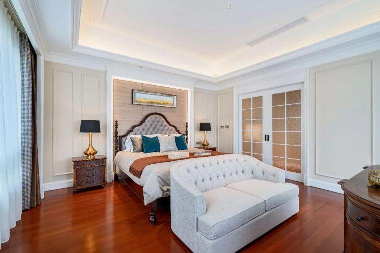 496m²现代美式别墅设计,打造富有质感充满_10