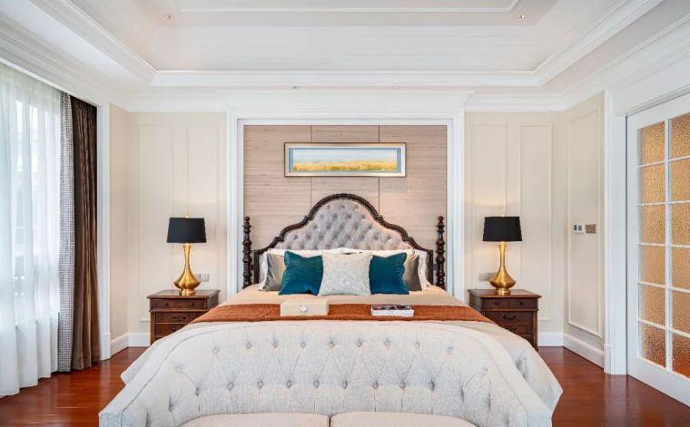 496m²现代美式别墅设计,打造富有质感充满_9