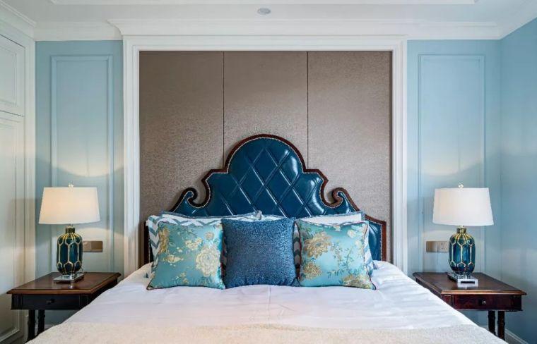 496m²现代美式别墅设计,打造富有质感充满_13
