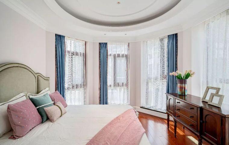 496m²现代美式别墅设计,打造富有质感充满_14