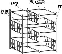 什么是交错桁架结构?需要无柱大空间的快来