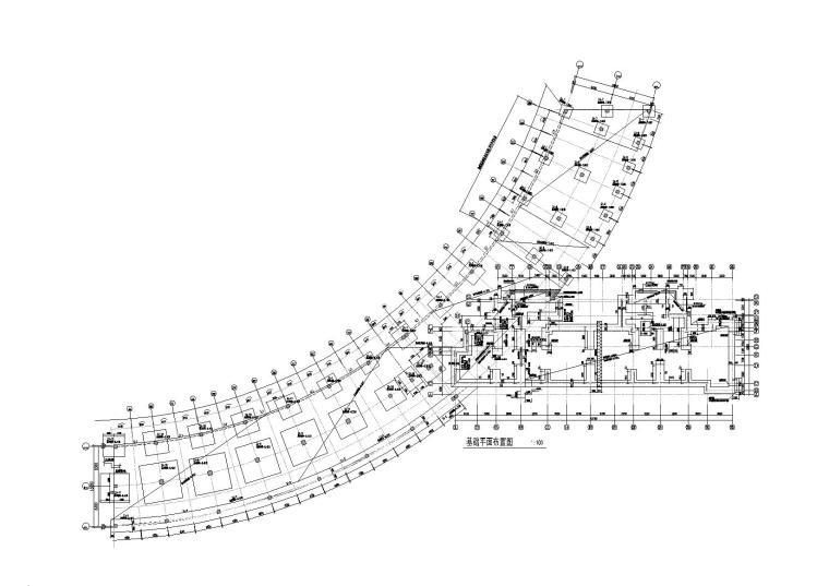11层剪力墙商住楼结构施工图纸