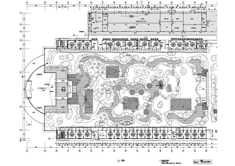 [武汉]颐和尚景酒店室内外装修工程施工图