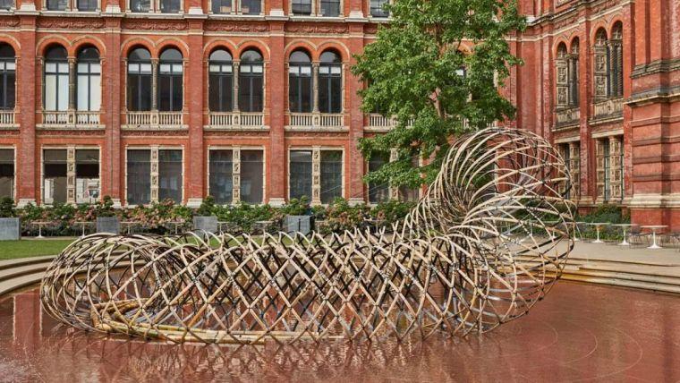 竹子+碳纤维可以造抗震建筑