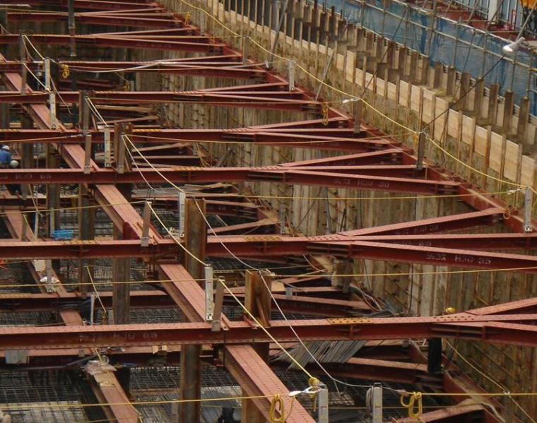 基坑支护、脚手架、施工用电技术与安全讲义