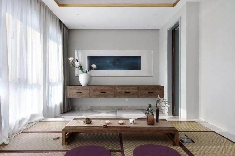 330㎡现代别墅设计,打造清风随涟漪的意境_22