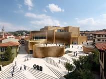 土耳其Odunpazari现代艺术博物馆