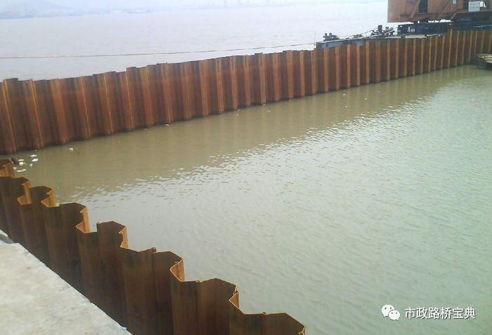 跨河桥梁河道围堰专项施工方案