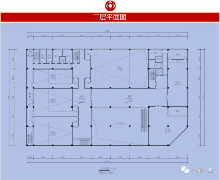 舒服的二级注册建筑师场地作图卷子!_2