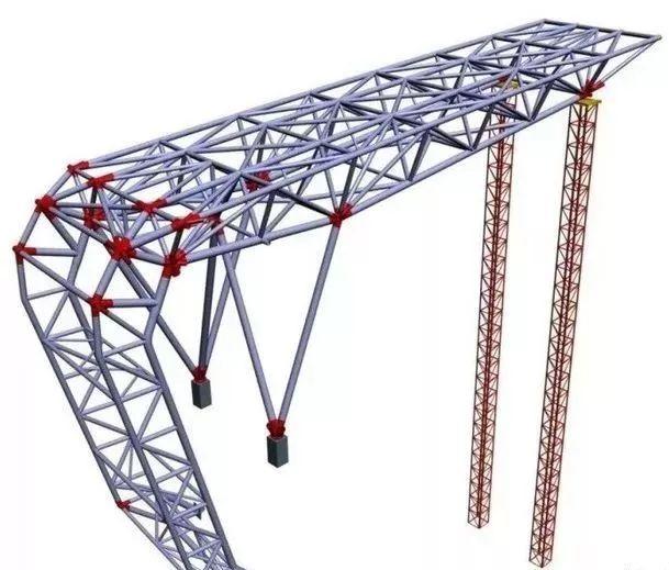 体育场径向环形大悬挑钢结构综合施工技术_26