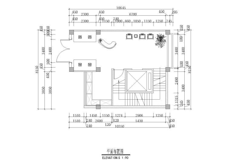 [成都]符妈真味轩火锅店CAD+3D模型+效果图