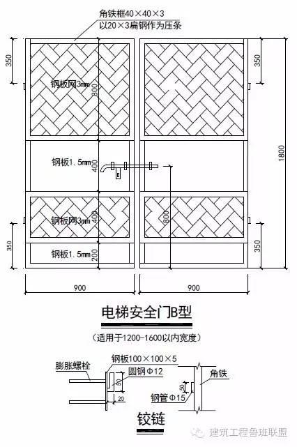 工地安全防护设施标准化_14