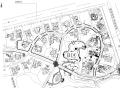 中房森林居住别墅区景观方案CAD施工图