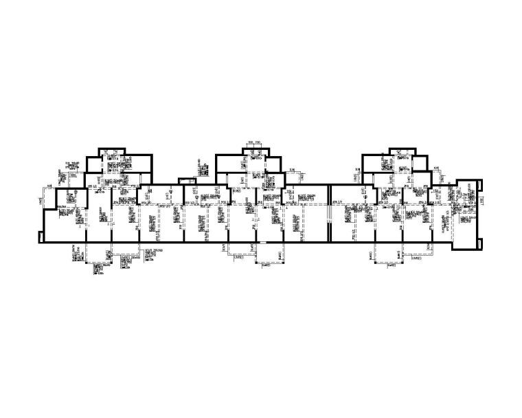 [恒大]11层剪力墙结构住宅楼结构施工图