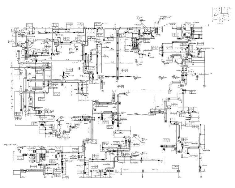 北京奥体南区综合楼项目暖通设计施工图