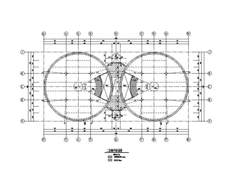 筒仓结构改造工程建筑结构施工图