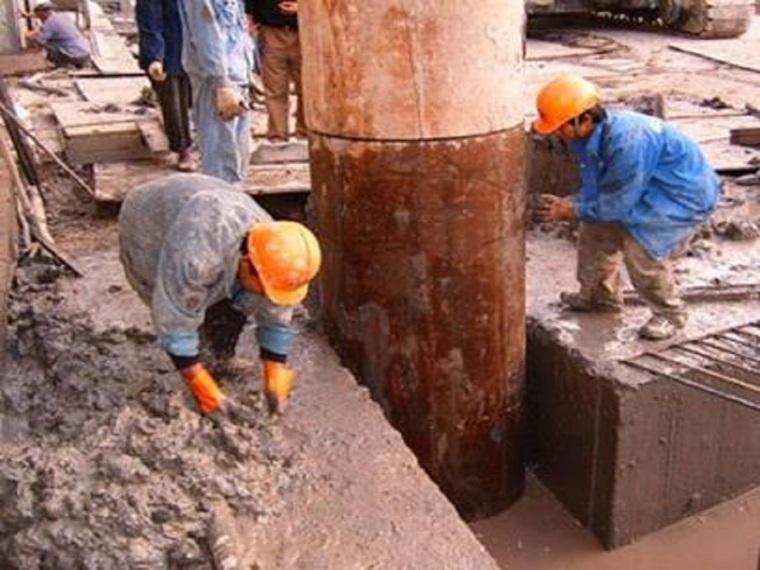 地下连续墙设计与施工讲义
