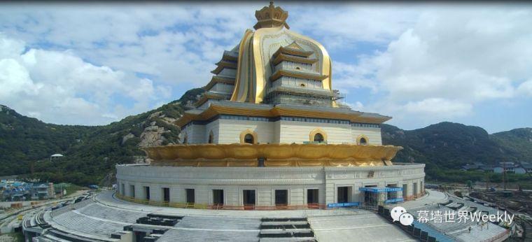 现代技术在佛教建筑的完美应用——金螳螂