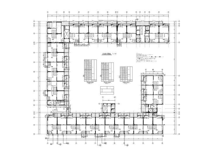 十五层剪力墙住宅楼结构施工图