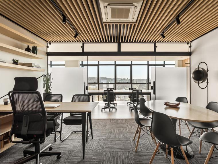 巴西FrankMadeiras企业总部办公室