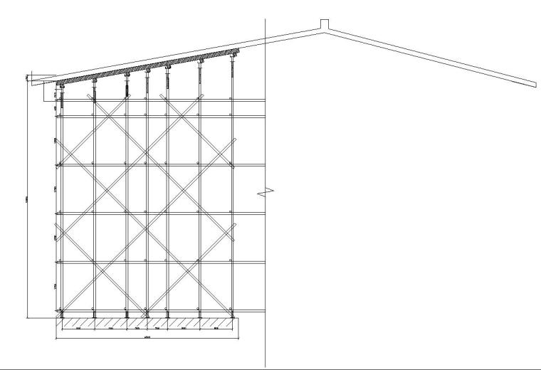 周转房项目坡屋面工程施工方案(2016年)