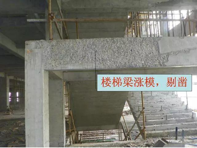钢筋混凝土施工常见质量问题照片合集_28