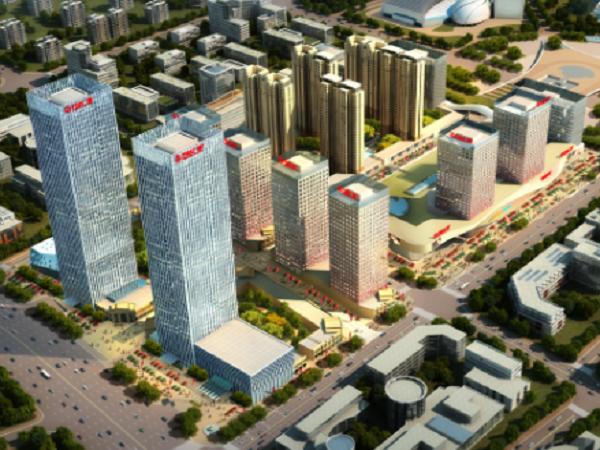 [西宁]万达广场住宅工程屋面工程施工方案