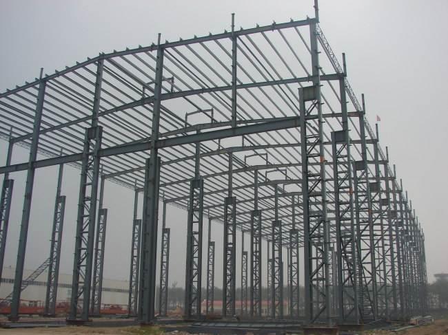 建筑工程竣工验收清单资料下载-钢结构工程竣工验收表格(全套)
