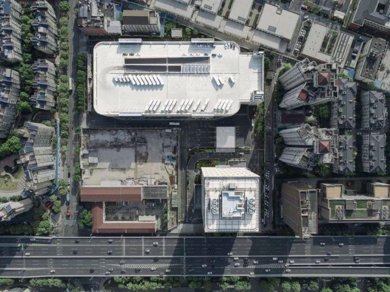 上海逸仙路公交停车场改建工程