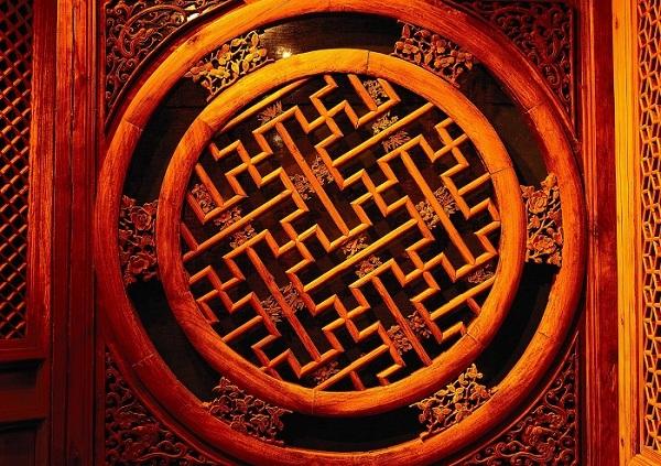 中国传统木雕图案及其文化寓意详解(汇总)
