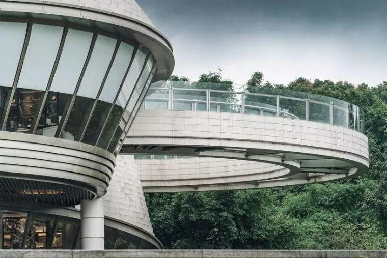 """""""山腰上的宝石""""——重庆龙湖地产销售中心"""
