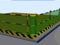 临边、洞口和卸料平台防护设施