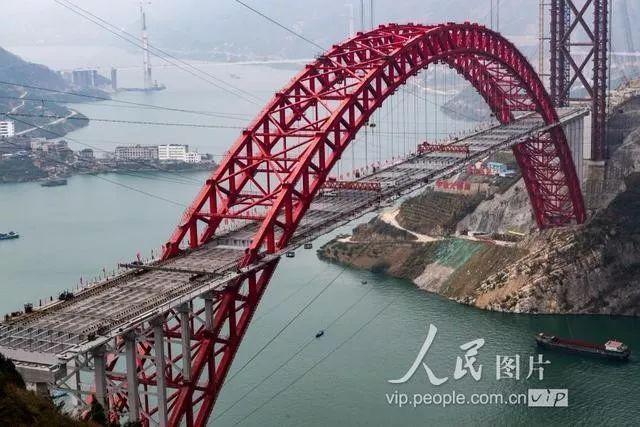 宜昌的这10座长江大桥,个个身世不凡